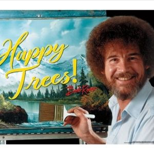 Rick Ross HAPPY TREES Wall Poster NOS